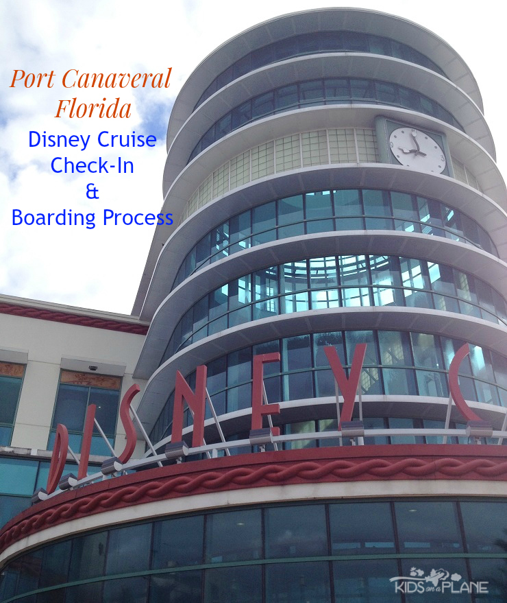 Port Canaveral Car Rental Shuttle: Port Canaveral Transportation & Disney Cruise Line Check In