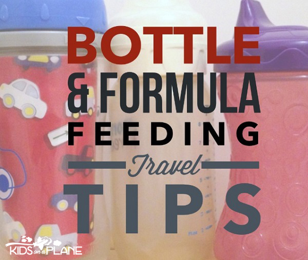 bottle feeding travel tips