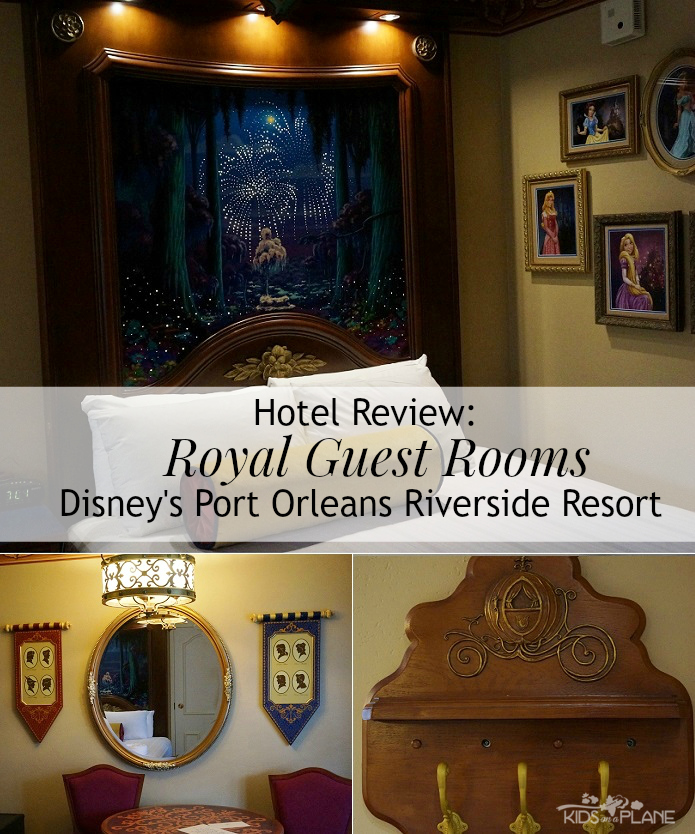 Disney World Travel - A Look at the Royal Guest Rooms at Disney's Port Orleans Riverside Resort Hotel