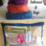 How to Keep Your Suitcases & Bags Organized