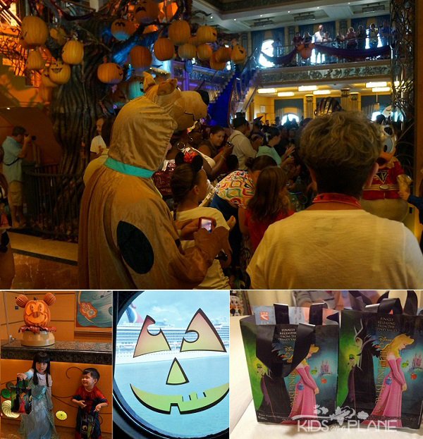 Disney Cruise Halloween on the High Seas Travel Tips - Mickey Mouse querade Party