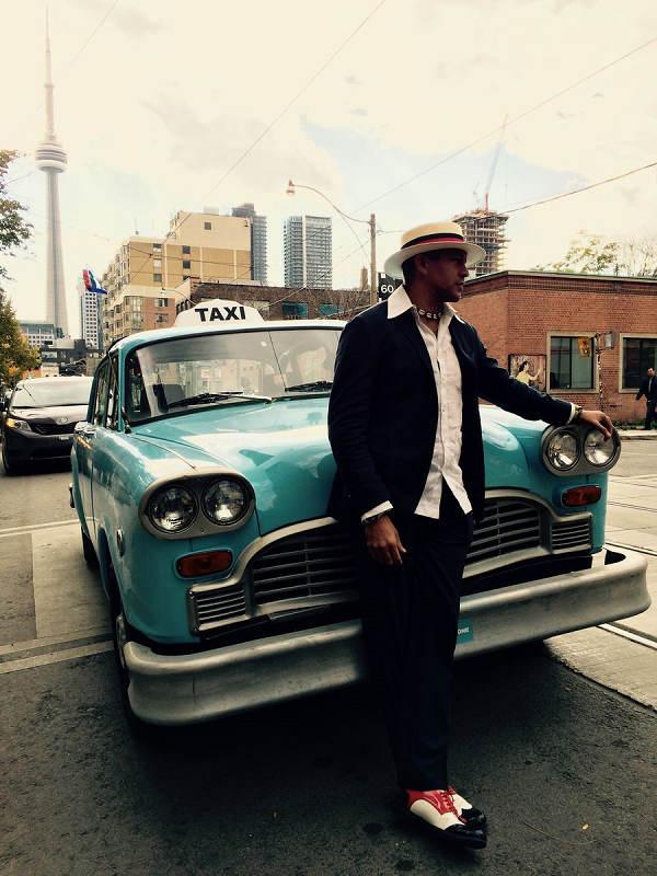 Transat Holiday Cuban Taxi in Toronto