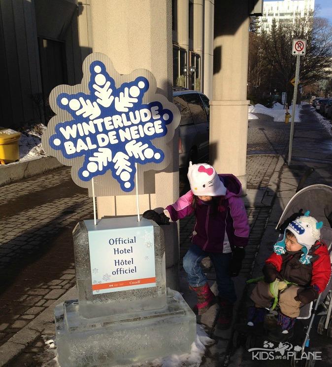 Winterlude in Ottawa Ontario Hotel