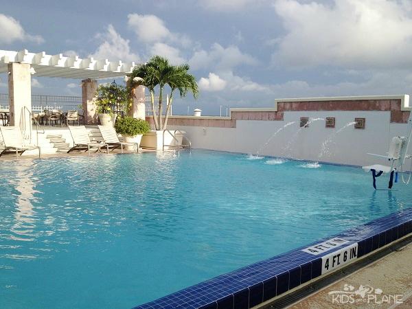Pre Cruise Stay At Hyatt Regency Orlando International Airport Hotel This Outdoor Pool Rocks