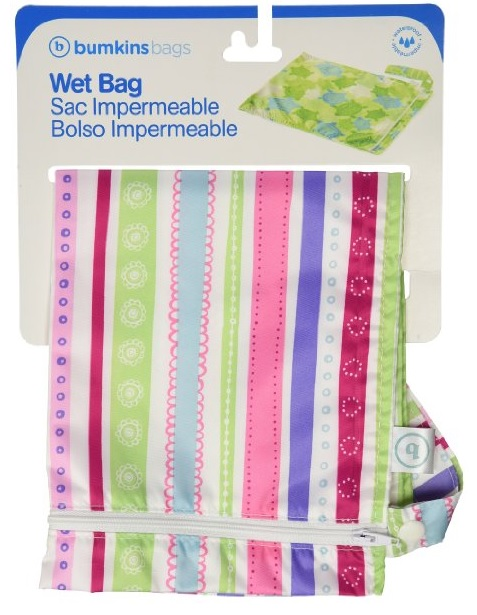 Potty Training Travel Tips - Pack a Wet Bag for Soiled Clothing