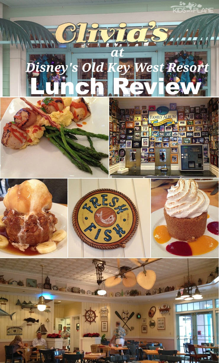 Olivia's Cafe Old Key West Lunch Review