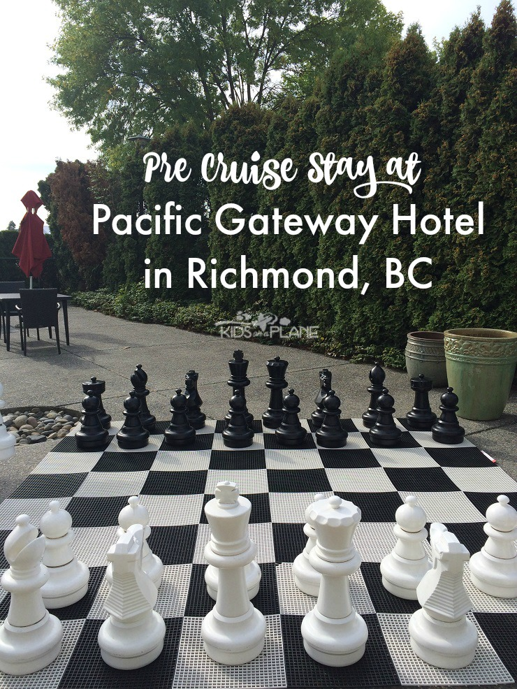 Pacific Gateway Hotel at Vancouver Airport Review - read about the rooms, amenities, dining options and reasons to stay here