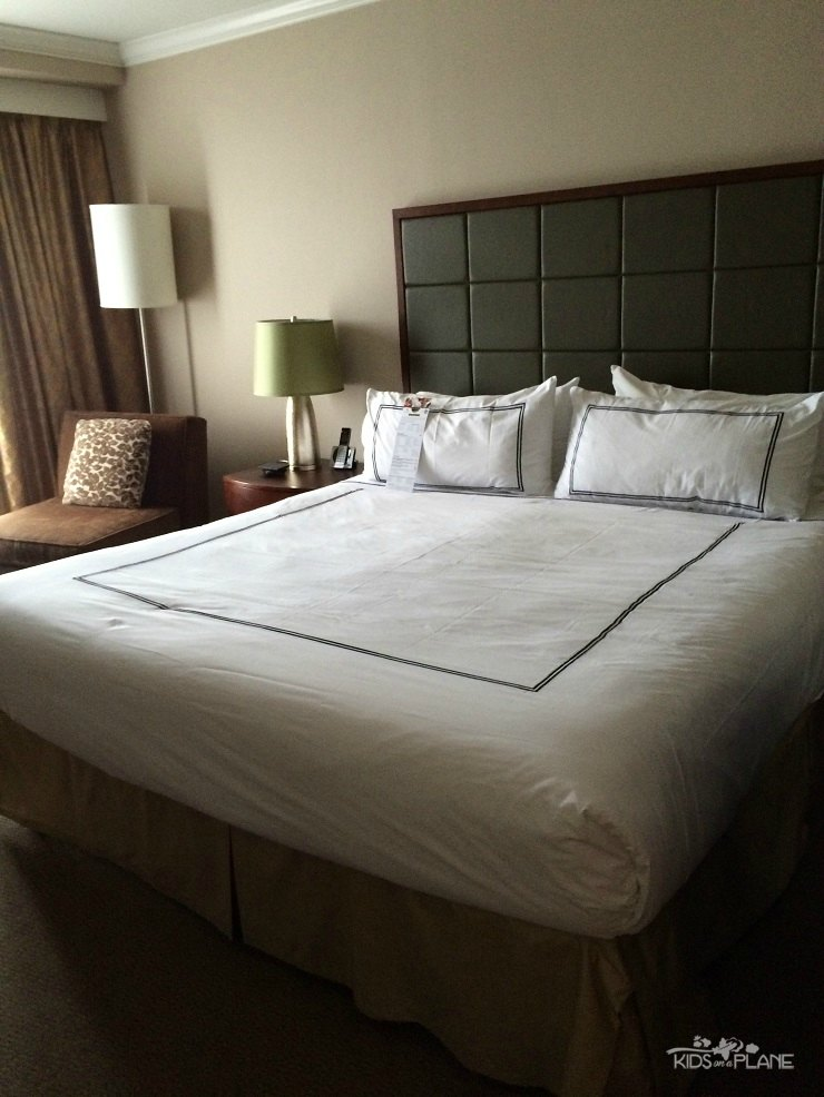 Staying at the Pacific Gateway Hotel at Vancouver Airport in Richmond BC before a cruise - our family's review