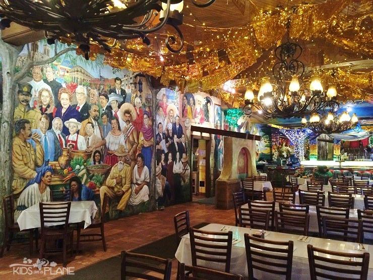 Indoor Kid Friendly Restaurants San Antonio