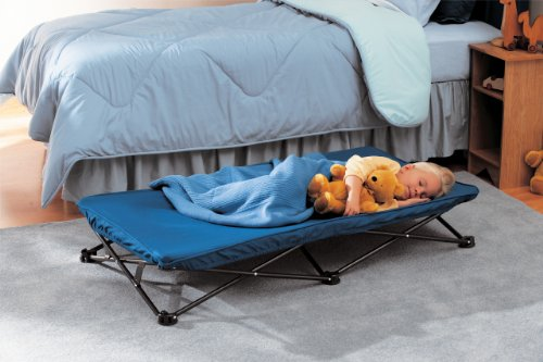 How Long Can You Use A Travel Cot For