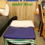 Best Travel Beds for Babies and Toddlers Under $100