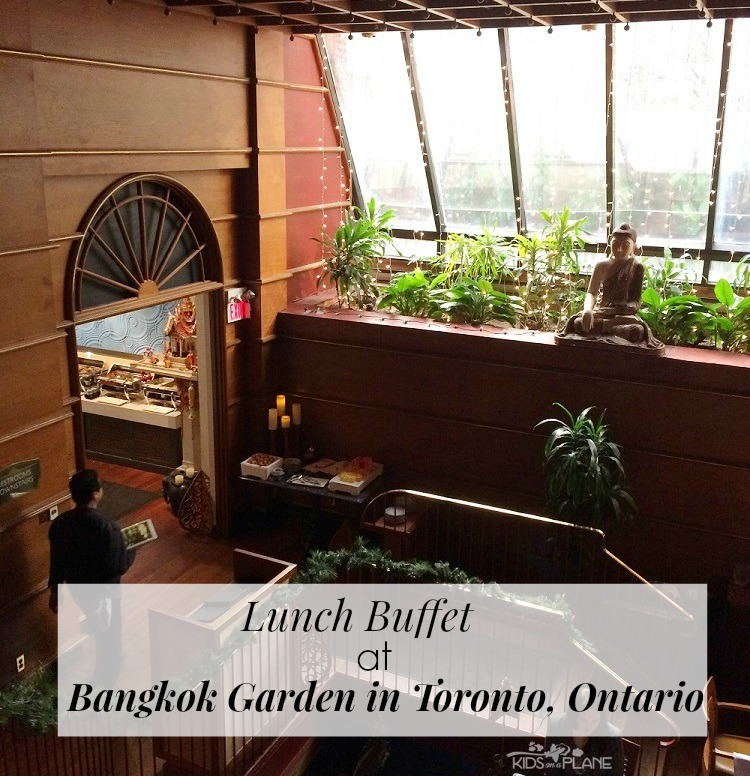 Lunch Buffet Bangkok Garden Toronto Review