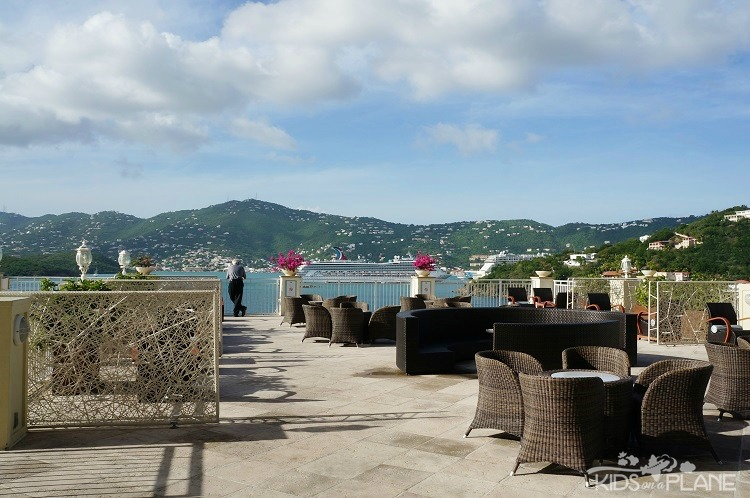 Cruising to St Thomas with Kids - spend a relaxing day at a resort instead of sightseeing