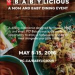 PC Babylicious – Toronto Dining Event for Foodies Big and Small #Babylicious