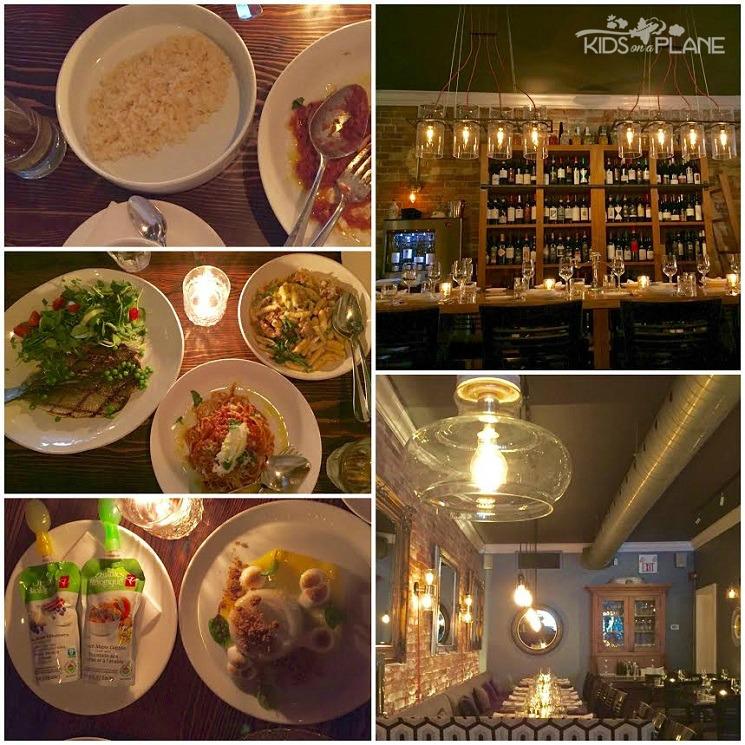 Babylicious Dinner Review at L'Unita in Toronto