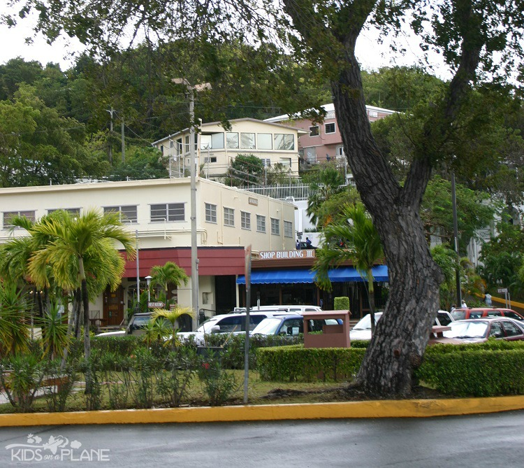 Best Things to Do in St Thomas with Kids - Shop for souvenirs at Havensight Mall