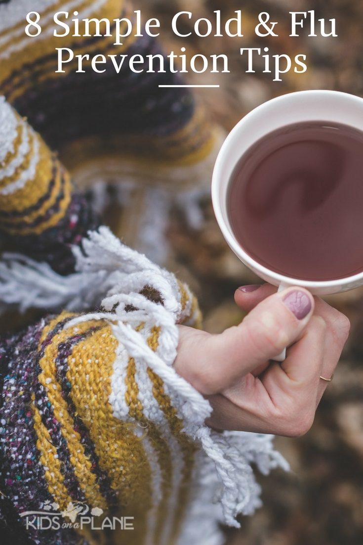 Simple Cold & Flu Prevention Tips for Fall and Winter