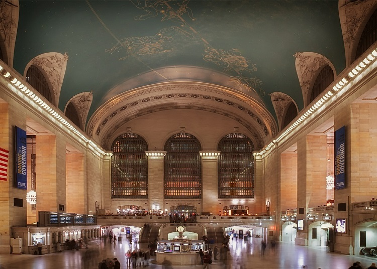 Free things to do with kids in New York City including Grand Central Station