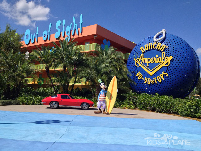 Pop Century Resort Review Yo Yo