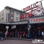 Pike Place Market Seattle Sign