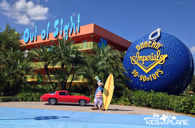 Planning tips for Relaxing Family Vacation at Walt Disney World - Choose the Right Resort for Your Family