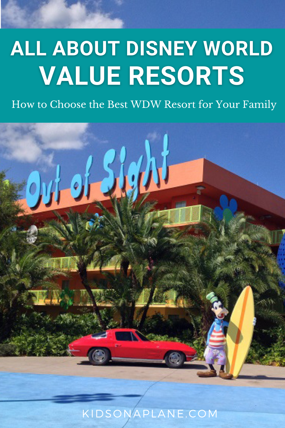 Disney World Value Resorts - Everything you need to know - cost pros and cons and how to choose the right one