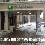 Holiday Inn Ottawa Downtown Hotel Review | KidsOnAPlane.com #hotel #familytravel #Ottawa