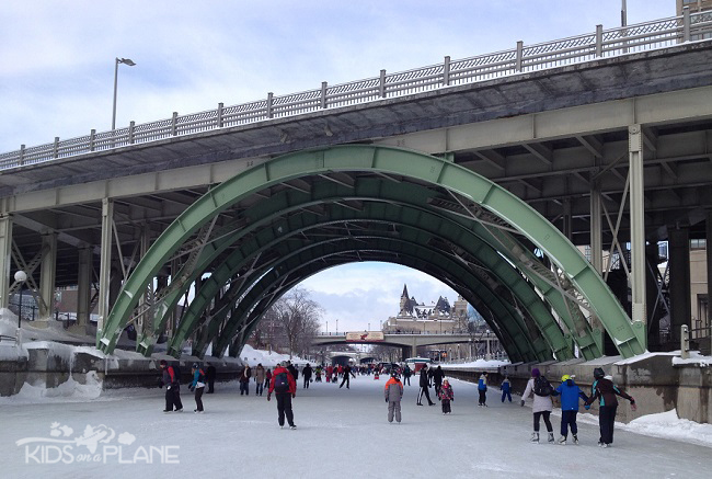 Winterlude 2014 Moments Rideau Canal