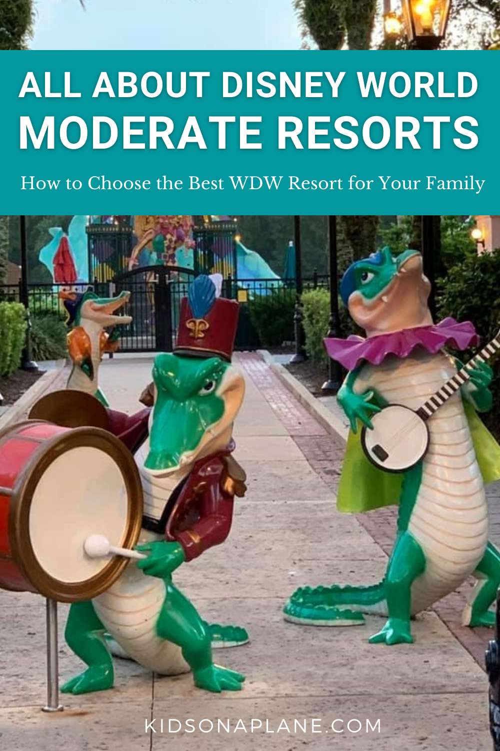 Disney World Moderate Resorts - Everything you need to know - cost pros and cons and how to choose the right one