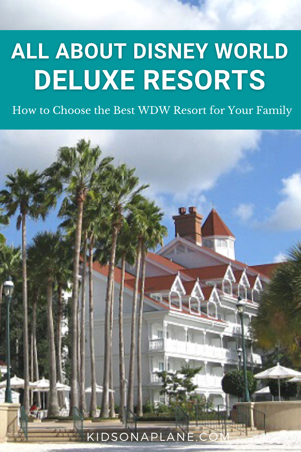 Disney World Deluxe Resorts - Everything you need to know - cost pros and cons and how to choose the right one