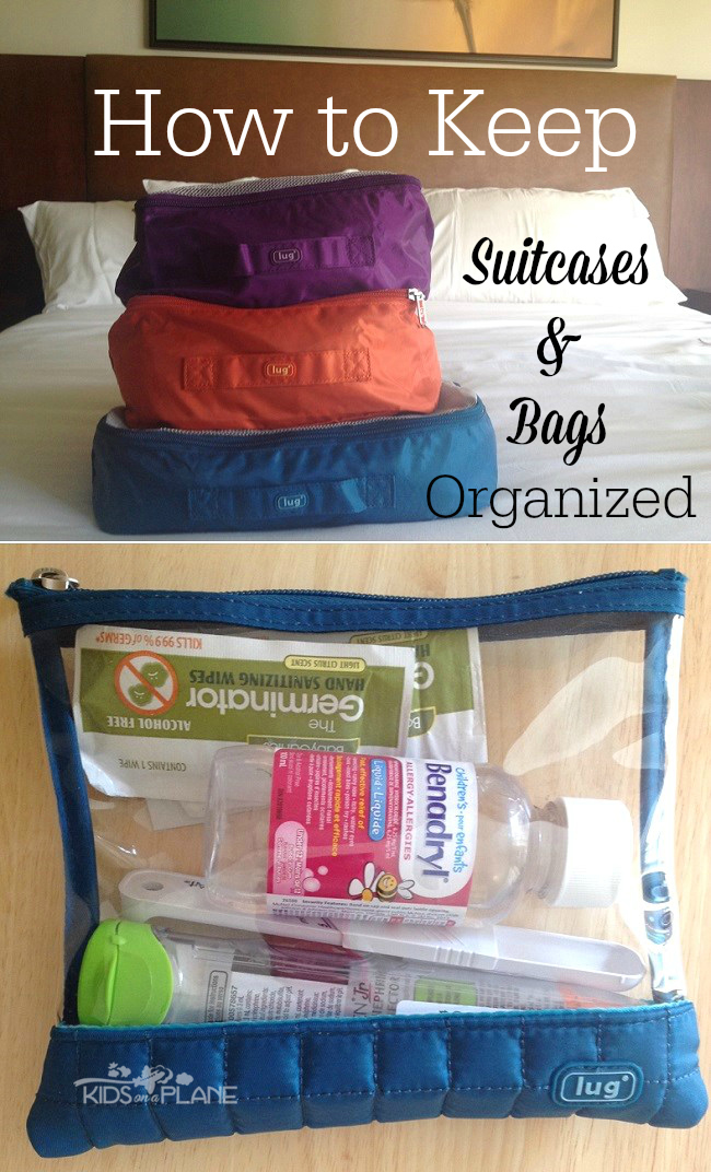 The Best Ways to Pack a Suitcase and Keep It Organized - KidsOnAPlane.com