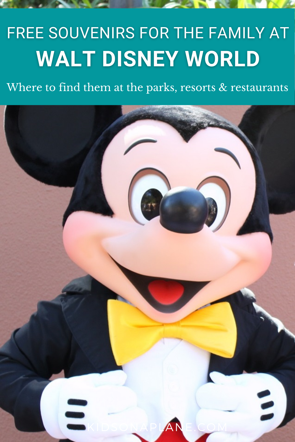 Where to find FREE souvenirs at Disney World - Parks Restaurants and Resorts