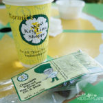 Kermits Key West Lime Shoppe Review - Limeade and Frozen Pie On A Stick