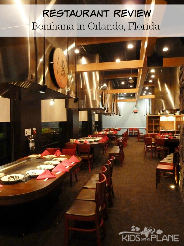 Benihana Orlando Review See Why We Love This Teppanyaki Hibachi Style Restaurant Guests Are