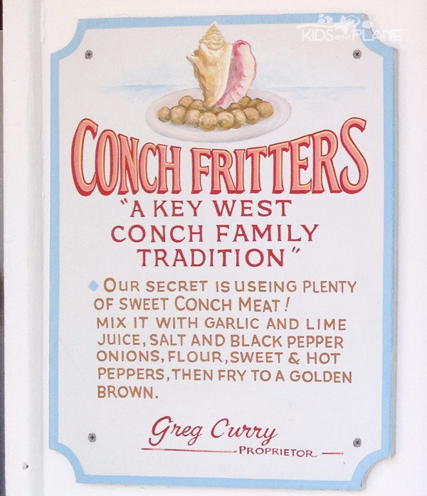 Key West Conch Fritters in Key West Florida
