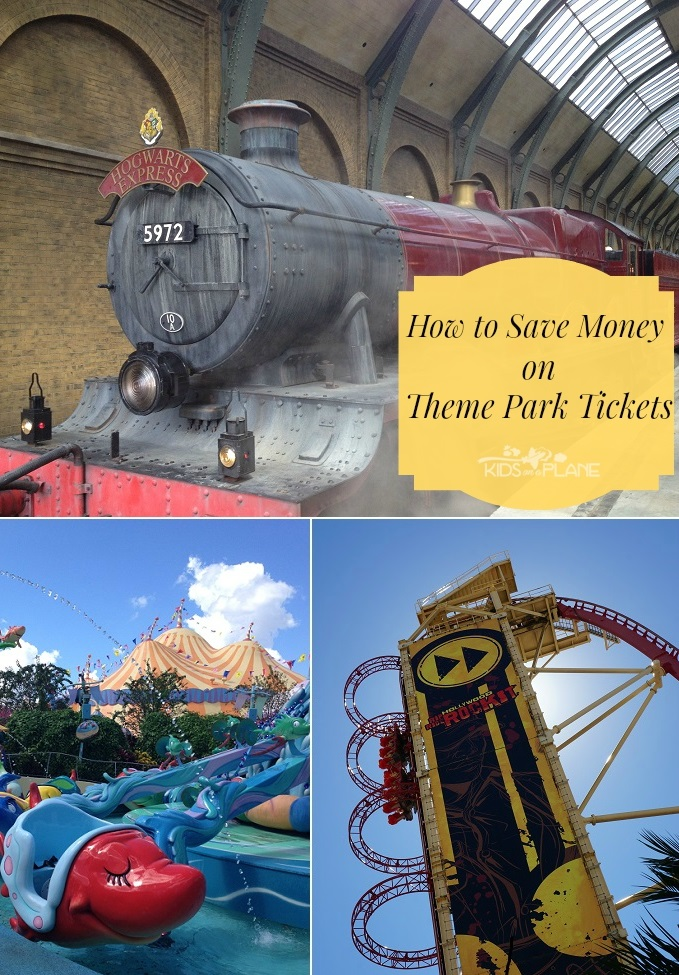 How to Save Money on Theme Park Tickets for Your Next Family Vacation