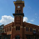 Things to Do with Kids in Grapevine Texas - Grapevine Clock Tower Grapevine Glockenspiel