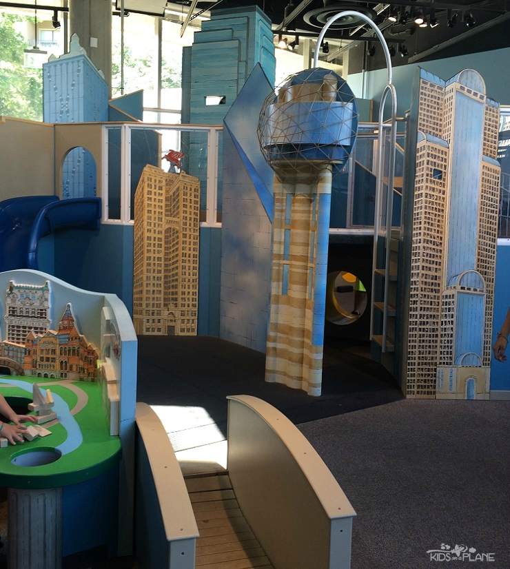 Perot Museum of Nature and Science Moody Children Museum for Kids 5 and Under