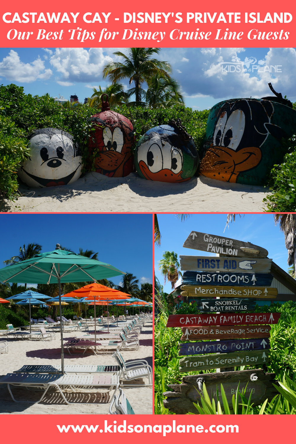 Best Castaway Cay Travel Tips for Disney Cruise Line Guests - What You Need to Know about Disneys Private Island in the Bahamas