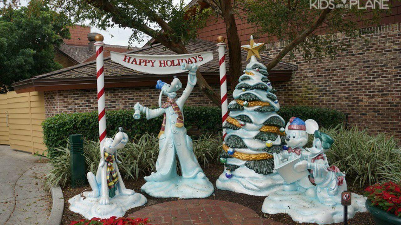 Walt Disney World Christmas.How To Celebrate The Holidays At Walt Disney World This