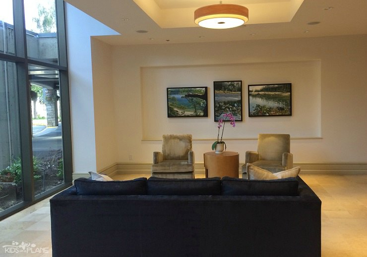 Pacific Gateway Hotel Review - Richmond BC - perfect for a pre or post cruise stay