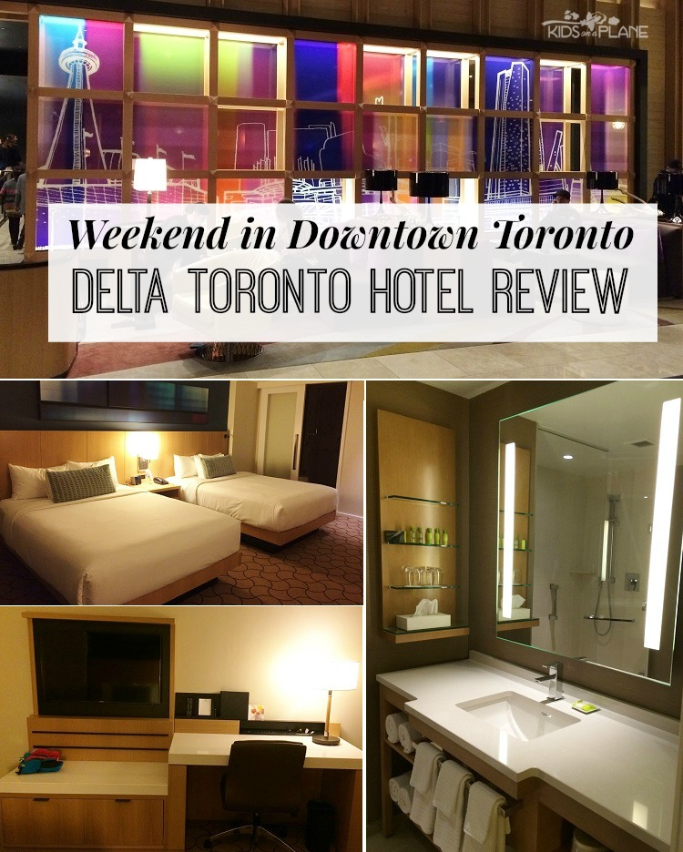 Weekend in Downtown Toronto at the Delta Toronto