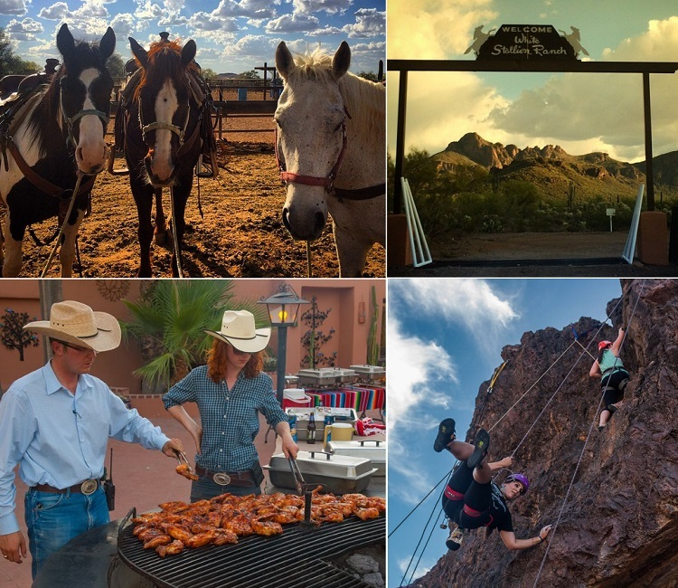 10 Reasons Kids Love Dude Ranch Vacations - A Look at White