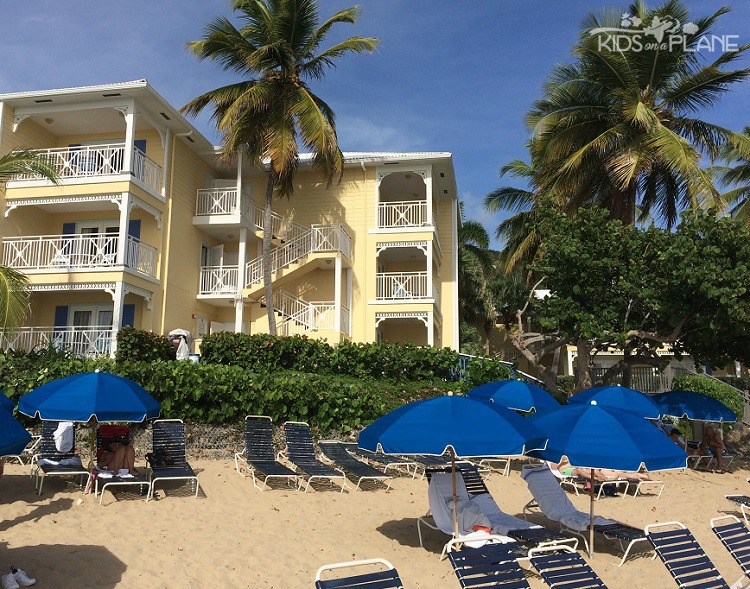 Beach Day Pass Review - Marriott Morning Star Beach Resort in St Thomas USVI