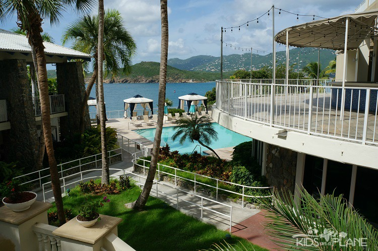 St Thomas with Kids - head to Frenchman's Reef and Marriott Morning Star Beach Resort for a relaxing beach day