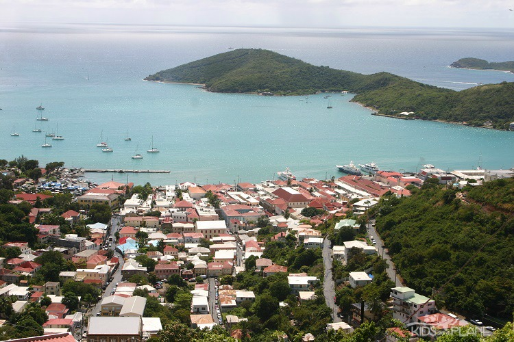 What to Do in St Thomas with Kids