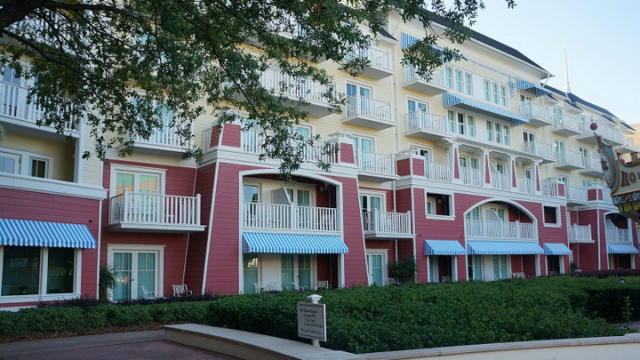 Walt Disney World Resorts For Large Families 5 People