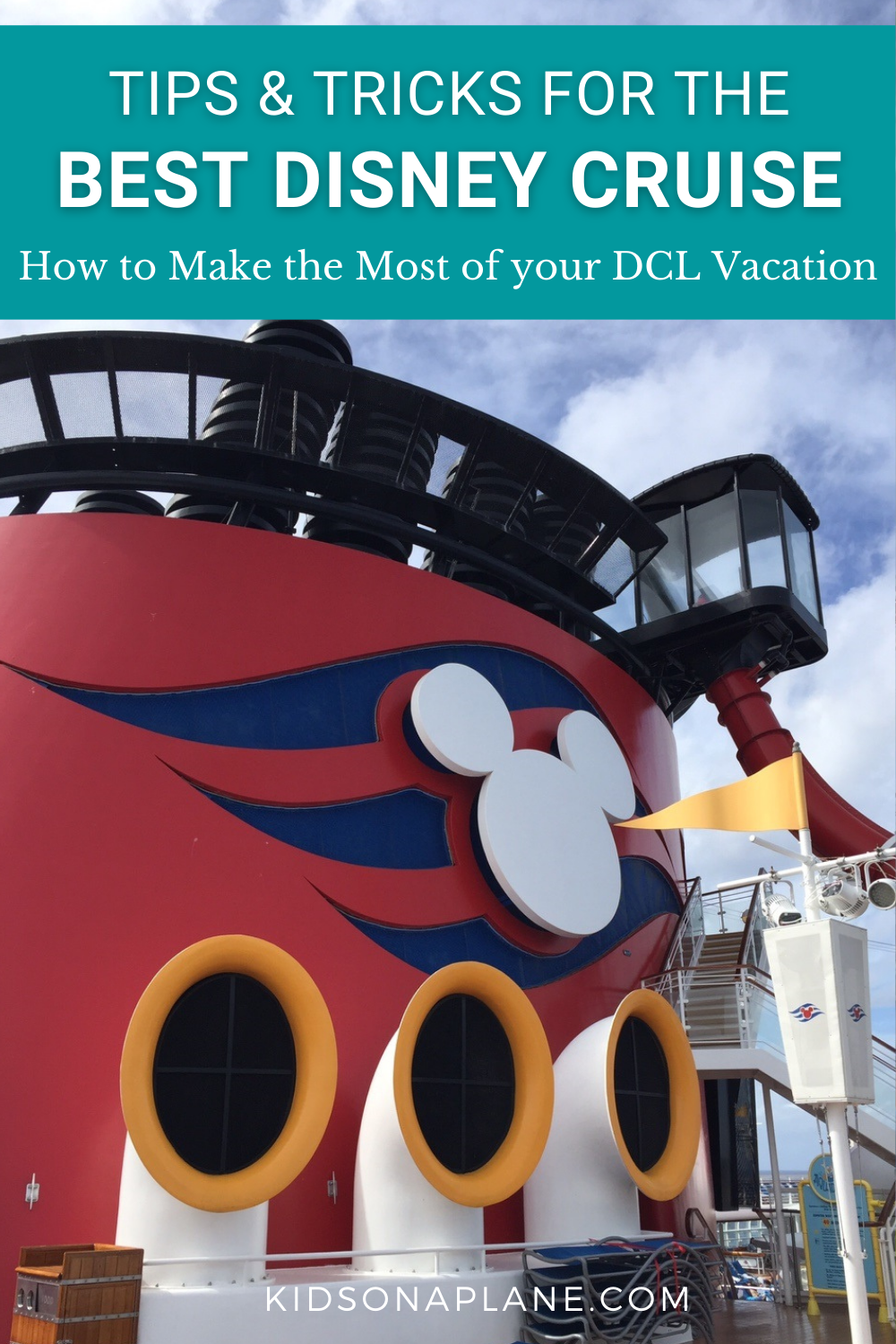 How to Plan the Best Disney Cruise - Tips and tricks on how to make the most of your DCL vacation