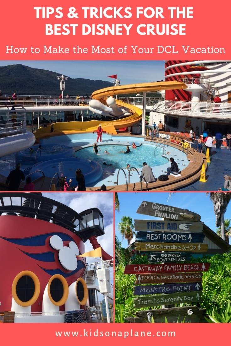 Making the most of your Disney cruise vacation - tips from the pros