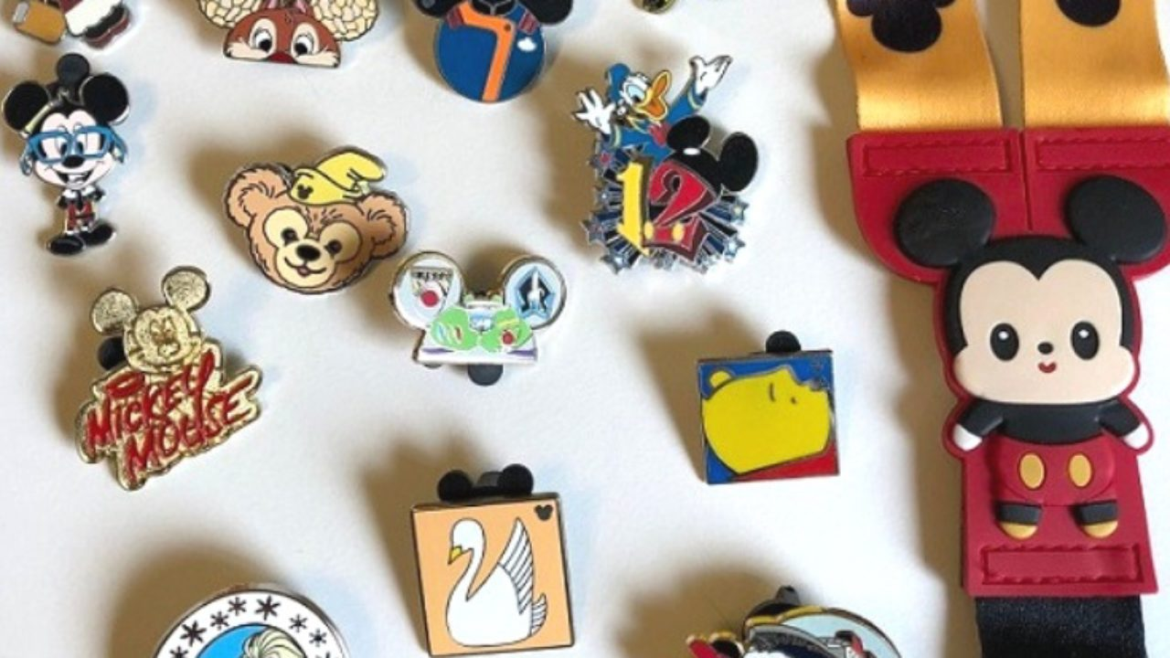 Tips for Disney Pin Trading with Kids - Kids On A Plane - A